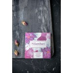 Шоколад Nilambari горький с какао бобами и солью