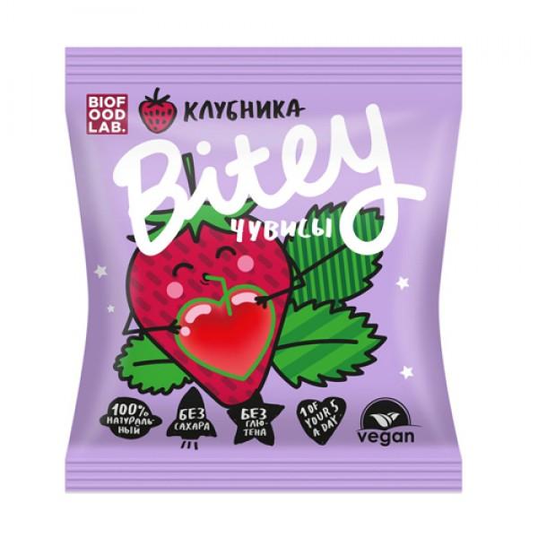 """Чувис Bitey """"Клубника"""", 20 г"""