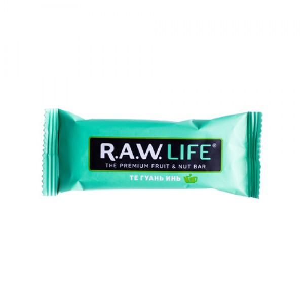 "Батончик ""RAW LIFE"" Те гуань инь, 47 г"