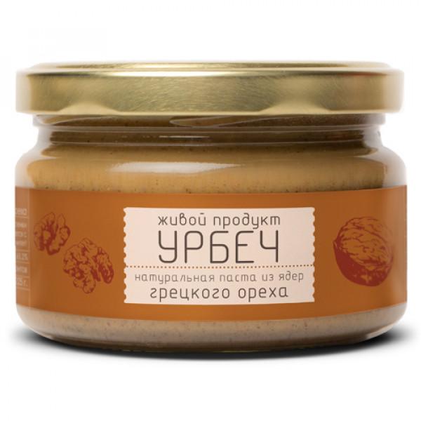 Урбеч из ядер грецкого ореха, 225 г
