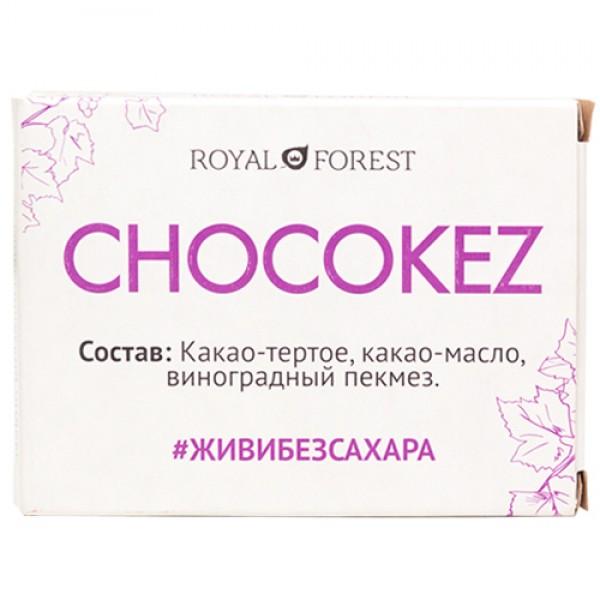 Шоколад на виноградном пекмезе (Chocokez), 30 г