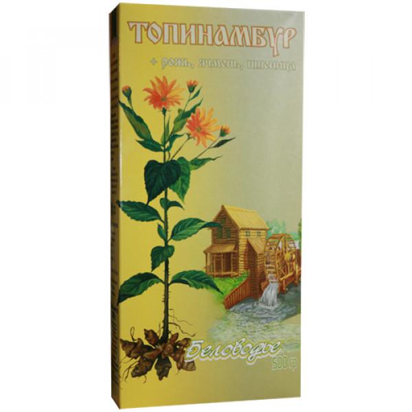 """Крупка """"Топинамбур + рожь, ячмень, пшеница"""" Беловодье, 500 г"""