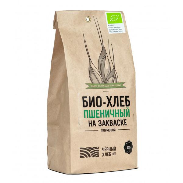"""Набор для выпечки """"Чёрный хлеб"""" Био-хлеб Пшеничный, 525 г"""