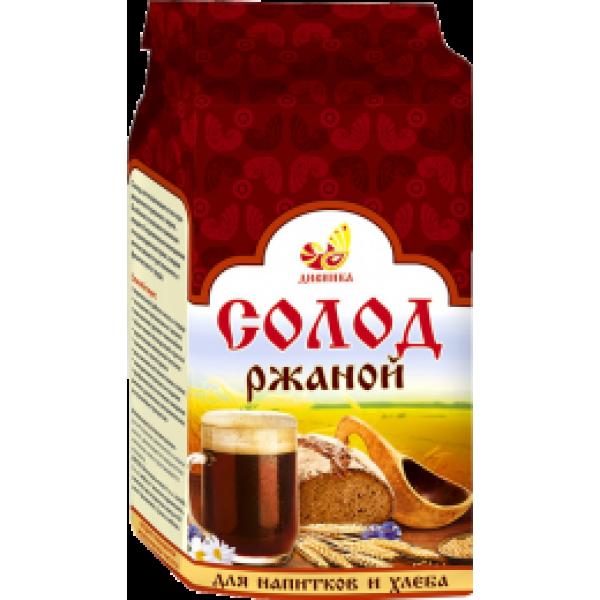 """Солод ржаной Ферментированный """"Дивинка"""", 500 г"""