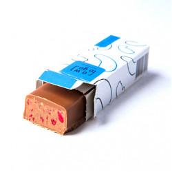 "Батончик ""Кешью + вишня"" шоколадный RawToGo, 45 г"
