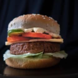 """Бургер с растительной котлетой """"Falafel Bro"""", 200 г"""