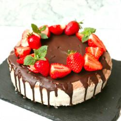 Торт Бисквитный vegan, 1000 г