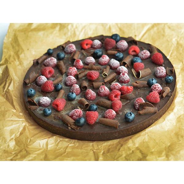 """Торт сыроедческий """"Малиновый"""", 1200 г"""