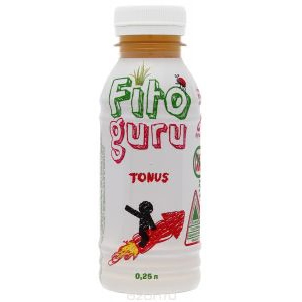 """Напиток """"FITOGURU TONUS"""", 250 мл"""