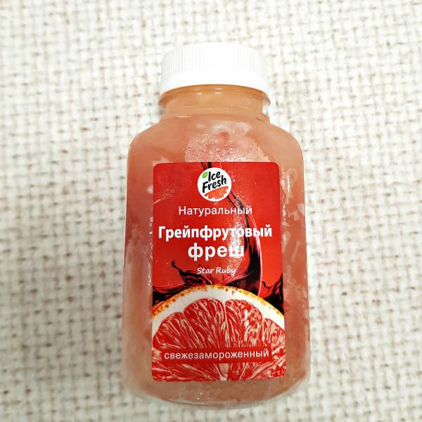 """Грейпфрутовый сок прямого отжима """"IceFresh"""" замороженный, 290 мл"""