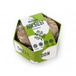 Хлебцы овсяные отрубные с зеленью DonShelldon, 95 г