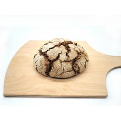 Хлеб цельнозерновой ржаной на закваске, 400 г