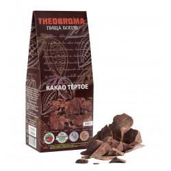 Какао тертое THEOBROMA Пища Богов, 250 г