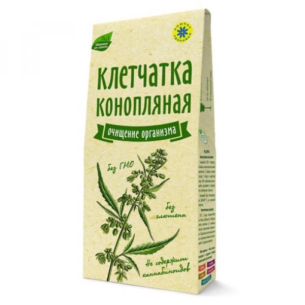 """Клетчатка конопляная """"Компас Здоровья"""", 150 г"""