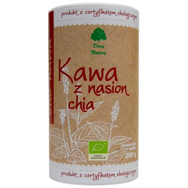 Кофе с семенами чиа ЭKO, 200 г