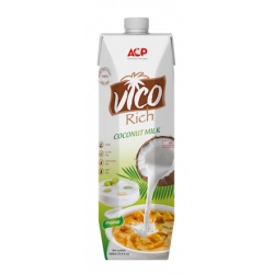 "Кокосовое молоко ""ACP"" 17-19% БЕЗ добавок, 1 л"