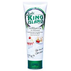 Кокосовое сгущеное молоко King Island, 180 г