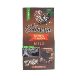 """Конфеты кокосовые """"Какао"""" Coconessa, 90 г"""