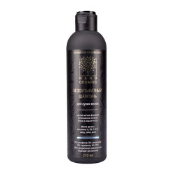 """Бессульфатный шампунь для сухих волос """"Nano Organic"""", 270 мл"""