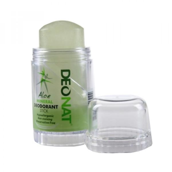 Дезодорант-кристалл с соком Алоэ DeoNat, 60 г