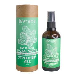 """Флоральная вода для лица и тела """"Утренний лес"""" Levrana, 100 мл"""