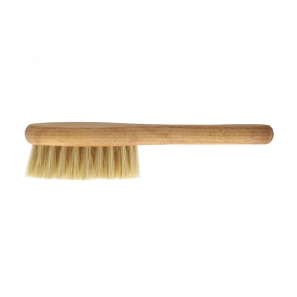 """Расческа-щётка для волос из натурального бука, щетина кактус """"СпивакЪ"""""""