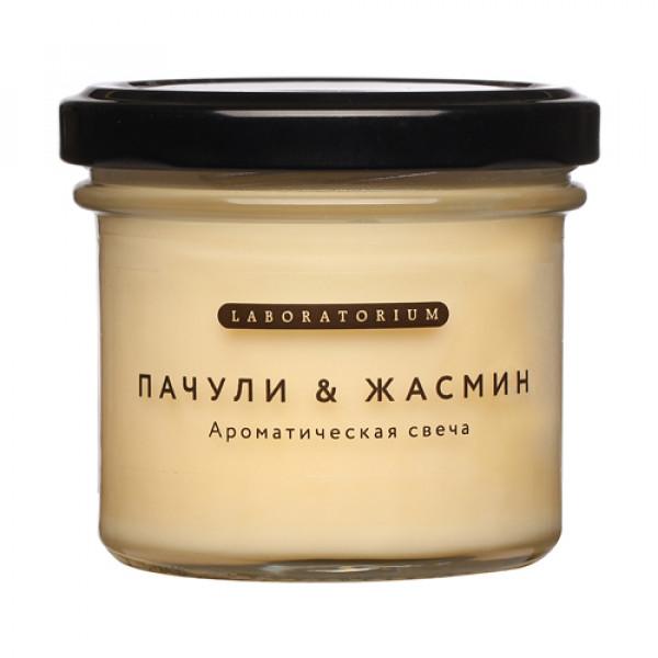 """Свеча ароматическая """"Пачули-Жасмин"""" Laboratorium, 100 мл"""