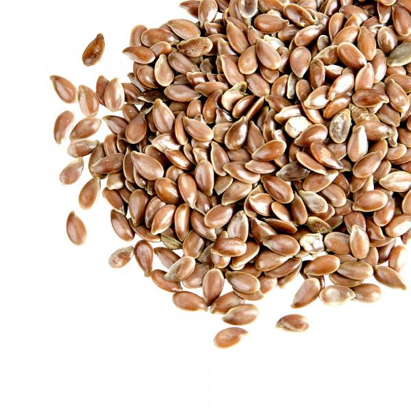Семена льна коричневые Россия