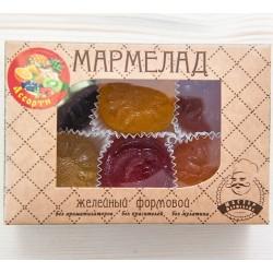 Мармелад желейный формовой АССОРТИ, 200 г