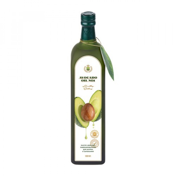 "Масло Авокадо рафинированное ""Avocado oil №1"", 500 мл"