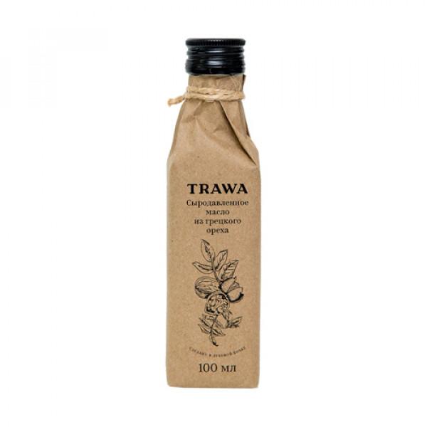 """Масло Грецкого ореха сыродавленное """"Trawa"""", 100 мл/250 мл"""