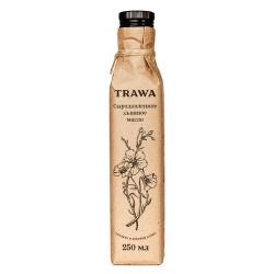 Масло льняное сыродавленное Trawa, 250 мл
