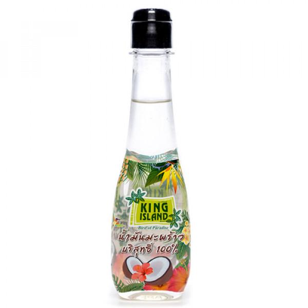 """Масло кокосовое первого холодного отжима """"King Island"""" Тайланд, 200мл/ 450 мл"""