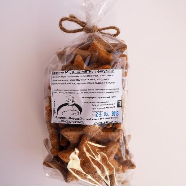 Печенье-пряники мятные