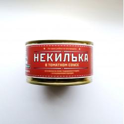 НеКилька в томатном соусе ВеганИваныч, 200 г