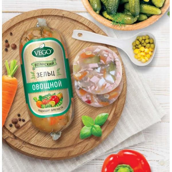 Зельц овощной Vego, 500 г