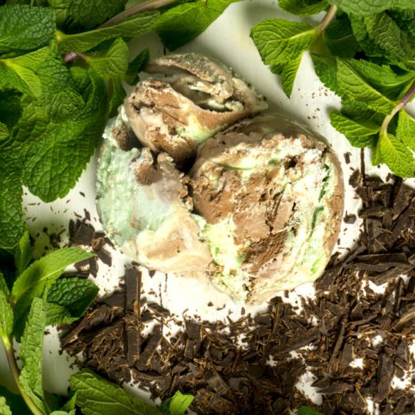 """Мороженое """"Мята и Шоколад"""" Friky, 230 г"""