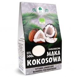 Мука из королевских кокосов Шри Ланка ЭКО, 500 г