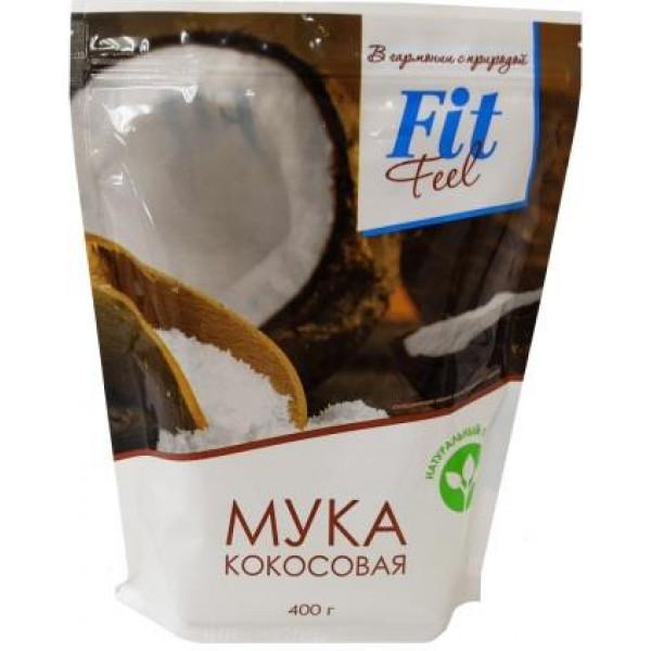 Мука кокосовая ФитПарад, 400 г