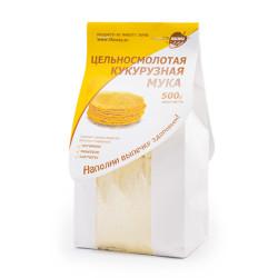 """Мука кукурузная """"Образ жизни"""", 500 г"""