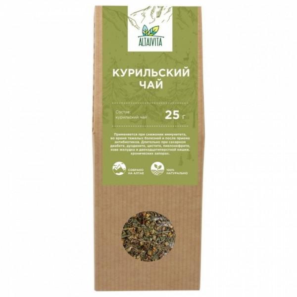 """Курильский чай """"Алтайвита"""", 25 г"""