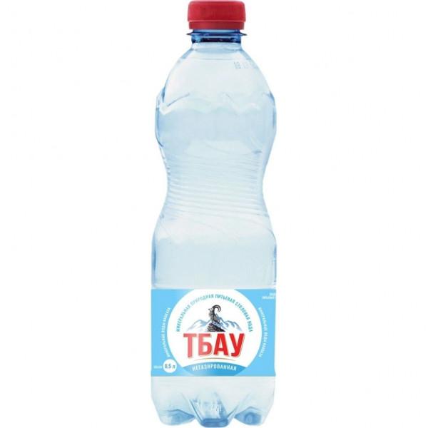 Вода ТБАУ негаз, 0.5 л