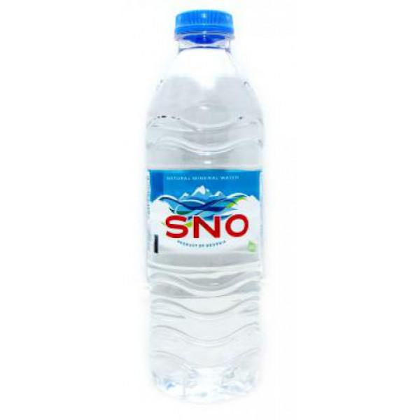 Минеральная вода SNO Грузия, 0.5 л