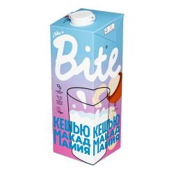 """Напиток """"Bite"""" Кешью-Макадамия ультрапастеризованный, 1 л"""
