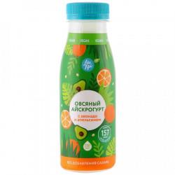 """Напиток овсяный с Авокадо и Апельсином """"Айскро"""", 250 мл"""