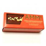 """Сырок Арахисовый в молочном шоколаде """"AMM"""", 55 г"""