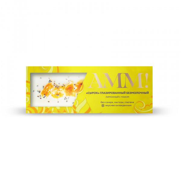 """Сырок Лимонный с Маком """"AMM"""", 42 г"""