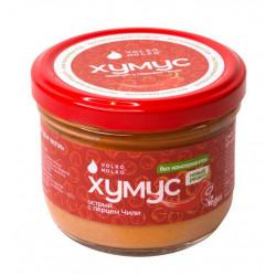 """Хумус острый с перцем Чили """"VolkoMolko"""", 200 г"""