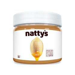 """Паста """"арахисовая хрустящая"""" NATTY'S, 325 г"""