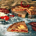 Пицца постная в ассортименте, 1500 г